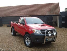 Used Toyota Hilux 2007 vans for sale | Auto Trader Vans