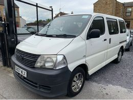 Used Toyota Hiace vans for sale | Auto Trader Vans