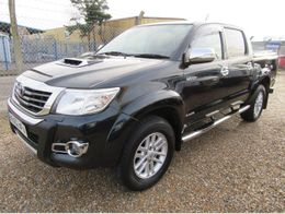 Used Toyota Hilux 2012 vans for sale | Auto Trader Vans