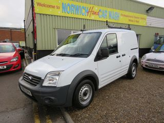 Used Ford Transit Connect >> Used Ford Transit Connect Panel Van 1 8 Tdci T200 Swb Panel