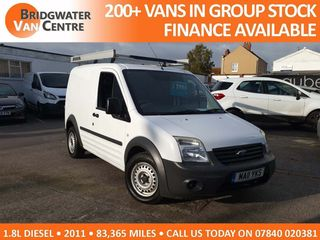 Used Ford Transit Connect >> Used Ford Vans For Sale In Bridgwater Somerset Bridgwater