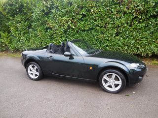Sports Cars For Sale >> Used Mazda Cars For Sale In Alton Hampshire Countryside