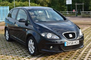 Used Seat Toledo Hatchback 2 0 Tdi Stylance 5dr In