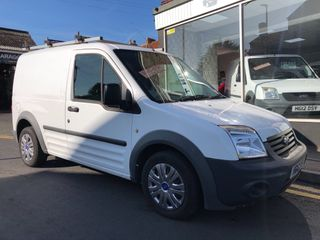 Used Ford Transit Connect >> Used Ford Vans For Sale In Bristol Gloucestershire On The