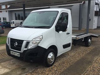 Used Nissan Nv400 Dropside Car Transporter Recovery In
