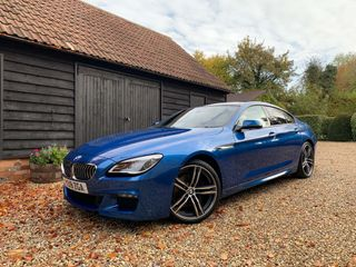6 Series Gran Coupe >> Used Bmw 6 Series Gran Coupe Cars For Sale In Amersham