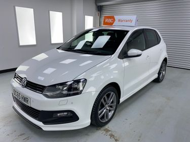 Used Volkswagen Polo Hatchback 1 2 Tsi Bluemotion Tech R Line S S 5dr In Tewkesbury Gloucestershire Vhub Used Volkswagen Audi Specialist