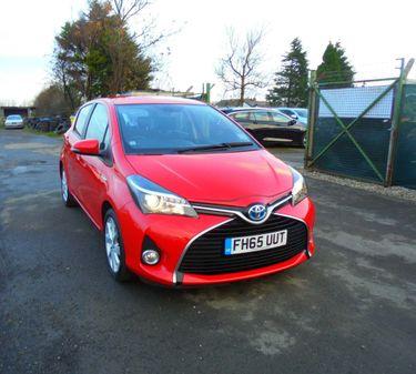 Used Toyota Yaris Cars For Sale In Preston Lancashire H Edmondson Car Sales