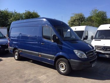 Used Mercedes Benz Vans For Sale In Leicester Leicestershire Trade Van Centre