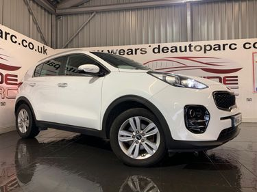 Used Kia Sportage Cars For Sale In Sunderland Tyne And Wear Wearside Autoparc