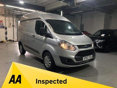 Used Ford Transit Custom Panel Van 2 0 Tdci 310 Trend L1 H2 5dr In Greenford Borough Of Ealing Autolink Car Sales Limited