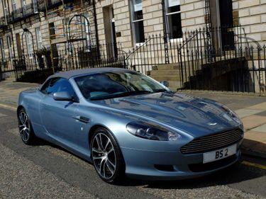 Used Aston Martin Db9 Convertible 5 9 Volante Seq 2dr In Edinburgh Midlothian Derek C Mowat