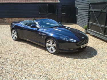 Used Aston Martin Db9 Cars For Sale In Leighton Buzzard Bedfordshire Praters
