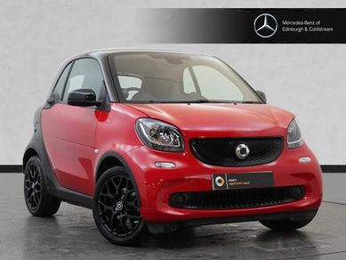 /smart ForTwo Coupe