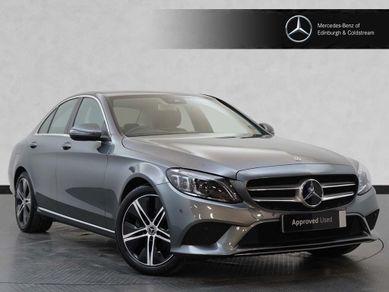 /Mercedes-Benz C-Class Saloon