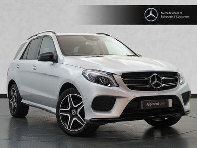 /Mercedes-Benz GLE Class