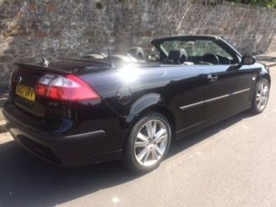 Diesel Saab 9 3 Convertible Used Cars For Sale On Auto Trader UK