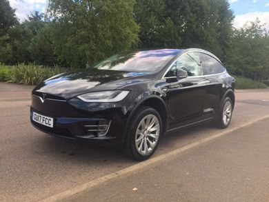 New Amp Used Tesla Model X Cars For Sale Auto Trader