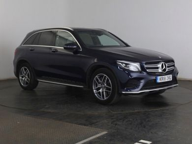 Mercedes Box Suv >> Mercedes Benz Glc Class Used Cars For Sale In Wolverhampton