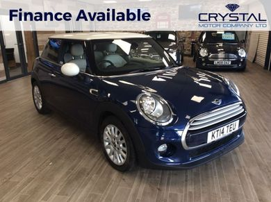 Mini Hatch Used Cars For Sale In Northampton On Auto Trader Uk