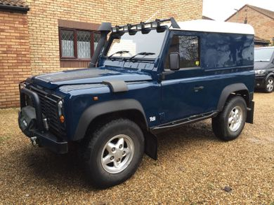 New & used Land Rover Defender 90 cars for sale | Auto Trader