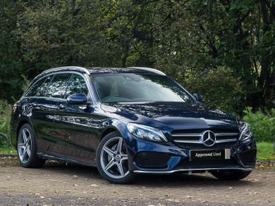 Mercedes-Benz C Class AMG Line used cars for sale on Auto