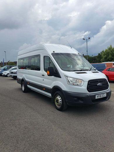 Yeovil Ford Vans Used Van Dealership In Yeovil