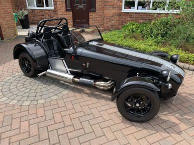 New Amp Used Caterham Seven Cars For Sale Auto Trader