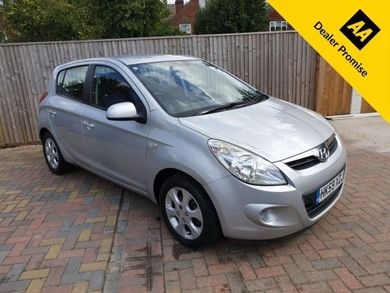 Hyundai i20 used cars for sale in Portsmouth on Auto Trader UK