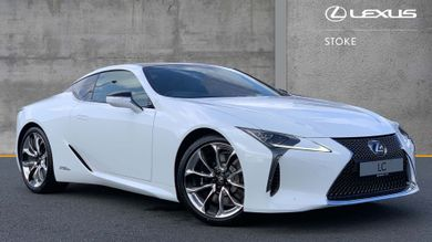 New & used Lexus LC 500 cars for sale | Auto Trader