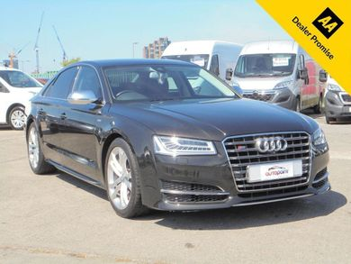 New Used Audi S8 Cars For Sale Auto Trader
