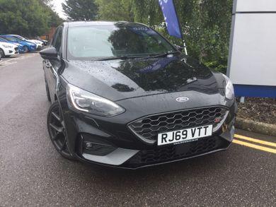 Think Ford Basingstoke Used Car Dealership In Basingstoke
