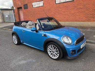 Mini Convertible Cooper D Used Cars For Sale On Auto Trader Uk