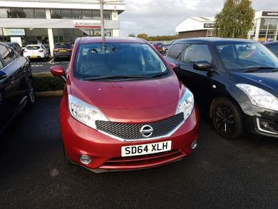 New Amp Used Nissan Note Cars For Sale Auto Trader