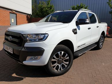 Ford Ranger Used Cars For Sale In Hinckley On Auto Trader Uk