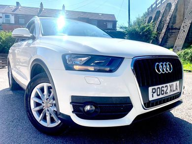 Audi Q3 Used Cars For Sale In Preston On Auto Trader Uk