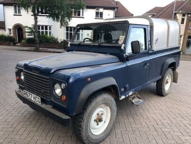 New & used Land Rover Defender 110 cars for sale | Auto Trader
