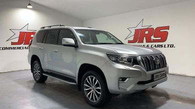 Toyota Land Cruiser Icon used cars for sale on Auto Trader UK