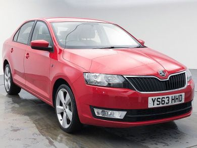 New Amp Used Skoda Rapid Cars For Sale Auto Trader