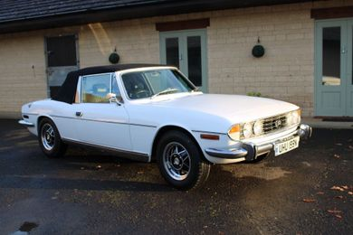 Classic Vintage Cars For Sale On Auto Trader Uk