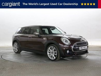Maroon Mini Clubman Used Cars For Sale On Auto Trader Uk