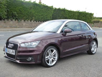 Audi A1 Used Cars For Sale In Wrexham On Auto Trader Uk
