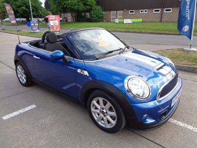 Mini Roadster Cooper Sd Used Cars For Sale On Auto Trader Uk