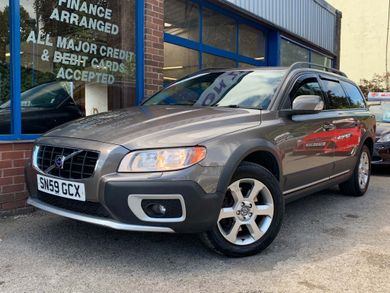 New Used Volvo Xc70 Cars For Sale Auto Trader