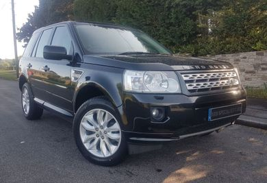 Land Rover Freelander 2 used cars for sale in Sunderland on