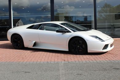 Petrol Lamborghini Murcielago Coupe Used Cars For Sale On Auto Trader Uk