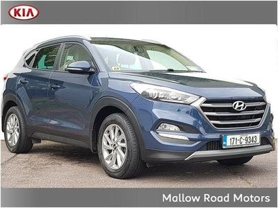 Hyundai Tucson AUTOMATIC EXECUTIVE 1.7 DIESEL (2017 (171))