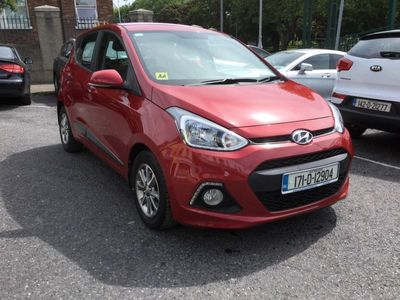 Hyundai i10 DELUXE - Great Spec - Warranty & AA 2022 - Low Rate Finance Available - (2017 (171))