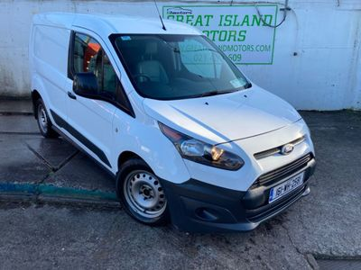 Ford Transit Connect Doe tested 01/22,Connect swb 1.5td 5spd (2016 (161))