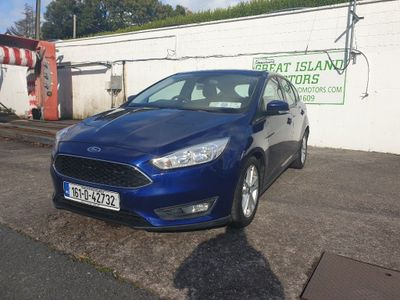 Ford Focus STYLE 1.5 TD AUTOMATIC 120PS  POWERSHIFT (2016 (161))